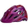 KED Trailon Cykelhjelm rød/violet